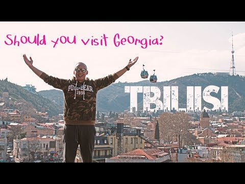 Tbilisi travel vlog - things to do and places to visit / vlog 4