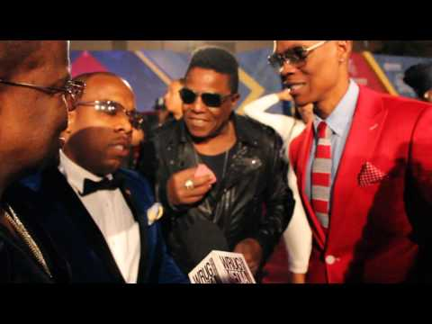 BELL BIV DEVOE & Tito Jackson Talk Music History Soul Train Awards2016