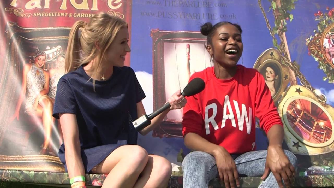 NADIA ROSE INTERVIEW 2016