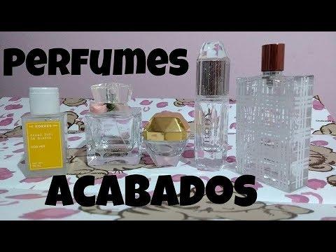 Perfumes Acabados E Repostos!!