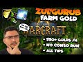 Cover image Wow classic - Zul'gurub Solo Farm mage - 550 gold+ - Le guide complet FR
