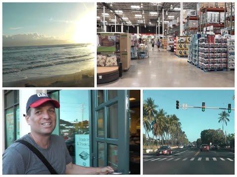 Maui Vlog: Catching Kihei Chickens, West Side, Costco, Paia