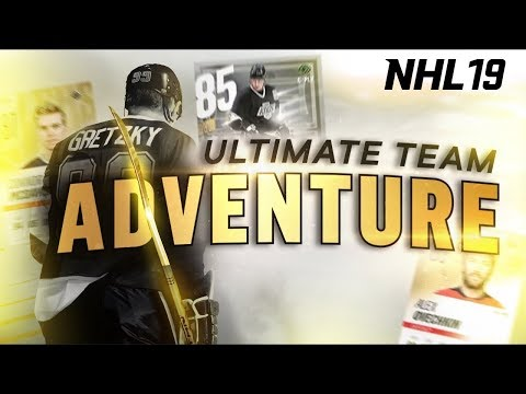 NHL 19 l HUT Adventure #1 'SO MANY GOOD PULLS!'
