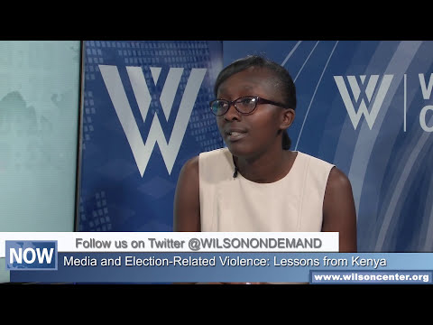 Media and Election-Related Violence: Lessons from Kenya