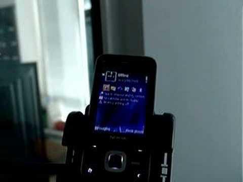 Nokia N81 EURO08 Football Edition