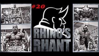 Rhinos Rhants #20 Stress For Success