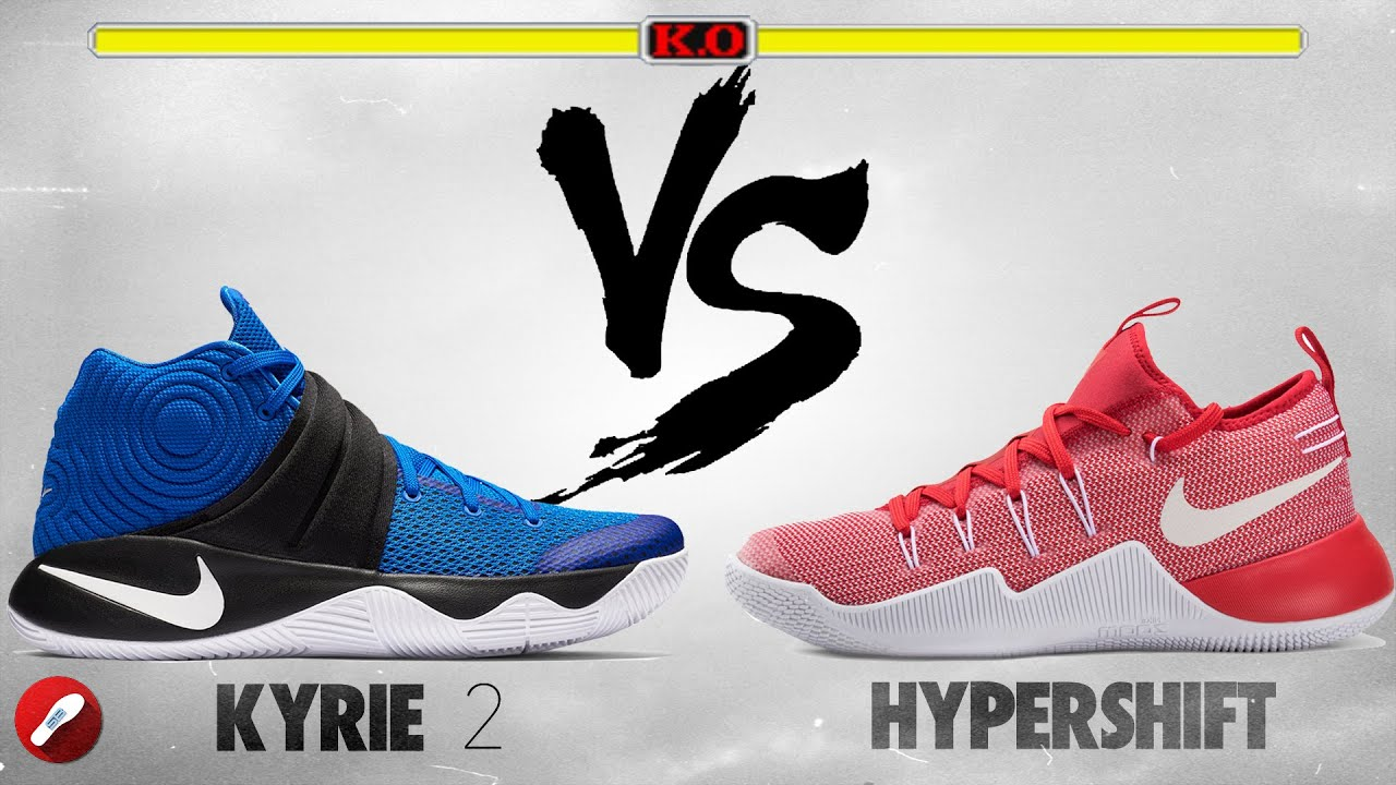 Nike Hyperlive Vs Hypershift