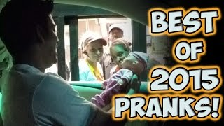 Best of 2015 Pranks!