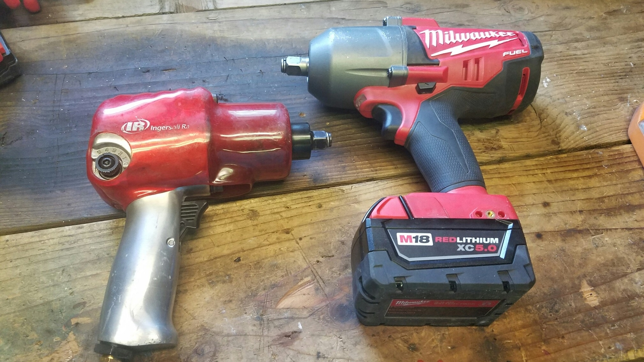 Air Tools Vs Electric