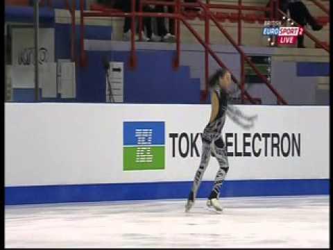 Gabrielle Daleman - 2013 World Junior Championships - SP
