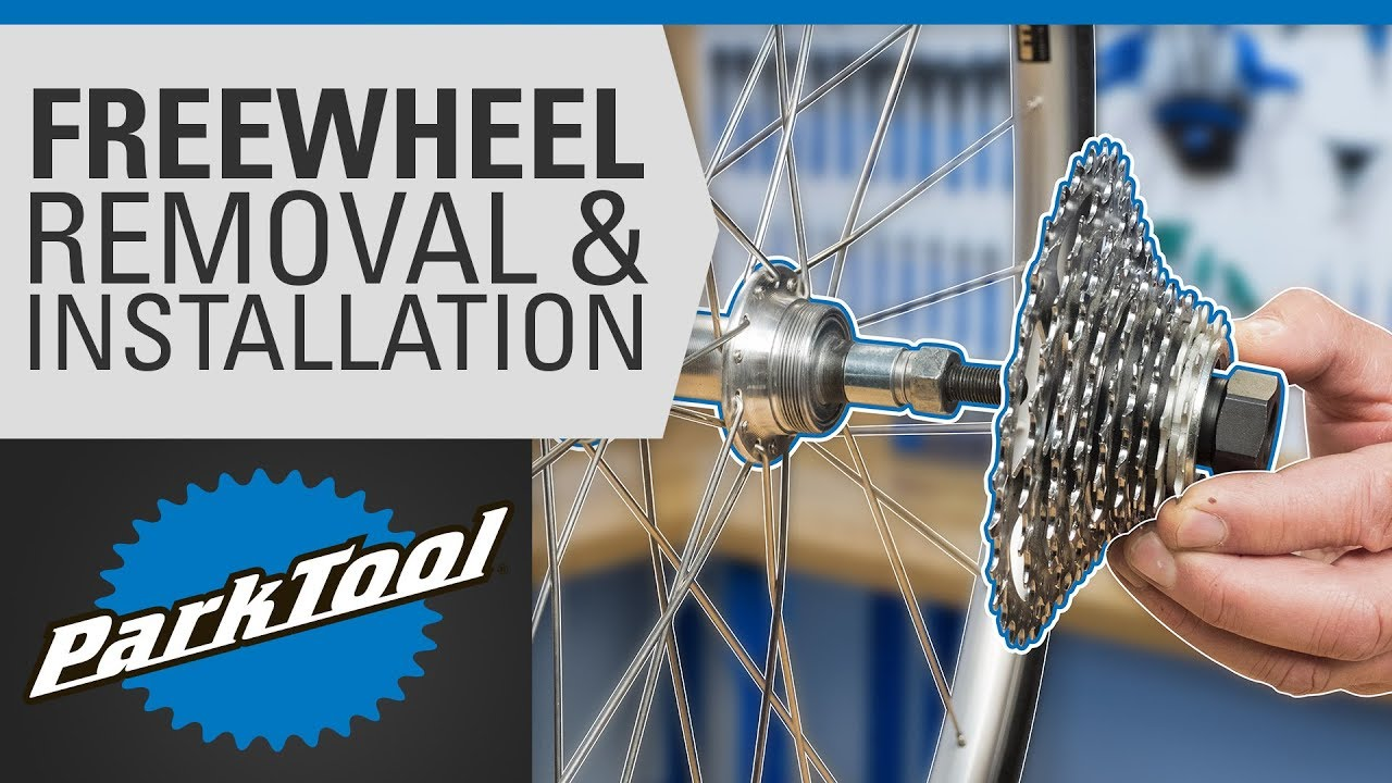 Freewheel Removal & Installation