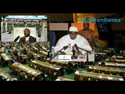 Gambia News With Sarjo Barrow 19/6/2017