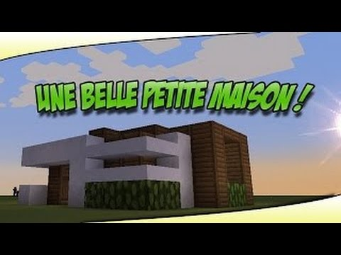 Maison simple tuto minecraft doovi - Belle construction minecraft tuto ...