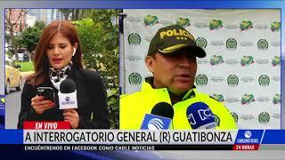 Llaman a interrogatorio al general (r) Humberto Guatibonza