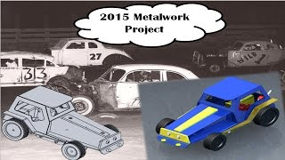 2015 Metalwork Project (higher Level)