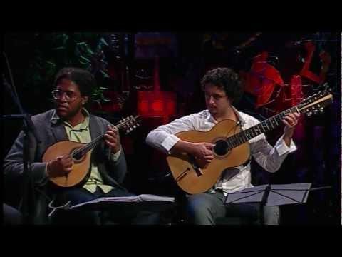 Panorama do Choro | Tico Tico no Fubá (Zequinha de Abreu) | Instrumental SESC Brasil