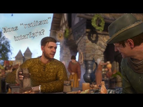 Kingdom Come: Deliverance - Does The