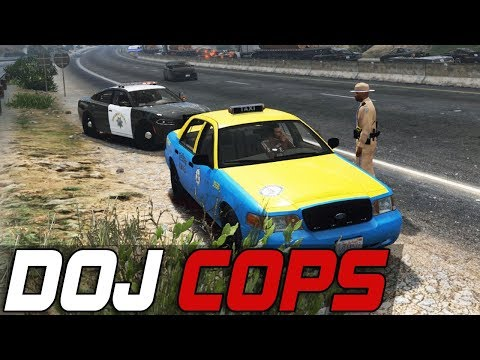 Dept. of Justice Cops #509 - Just My Luck!