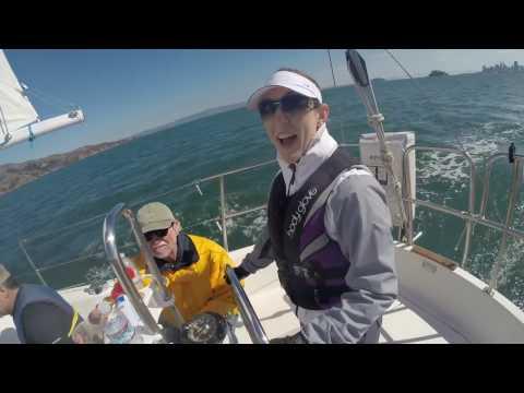 Adventure 1 - Sailing Lessons!!