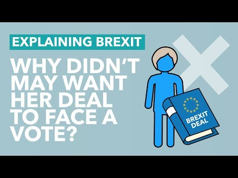 Why Did May Postpone The Brexit Vote? - Brexit Explained