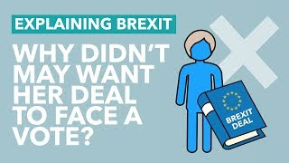 Why Did May Postpone The Brexit Vote? - Brexit Explained thumbnail