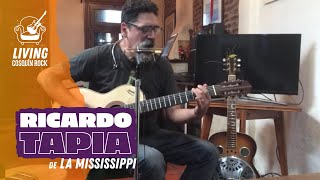 Ricardo Tapia (LA MISSISSIPPI) - EN VIVO - Cosquin Rock