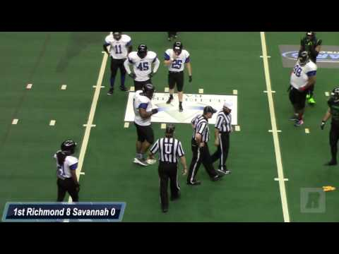 Rider Replay (Savannah Coastal Outlaws vs Richmond Roughriders 4.22)