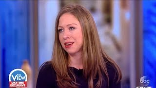 Will Chelsea Clinton Run For Office?  (The View)