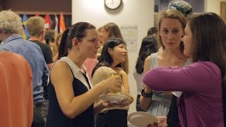 International Student Welcome 2015