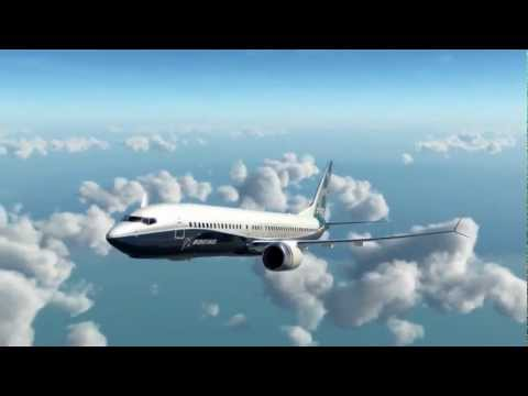 HD] Boeing 737 MAX Official Preview | Microsim