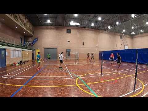 19.12.11 8:30am Sports Hall Game 6 Round 2