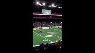 Best half time performance - texas revolution IFL game
