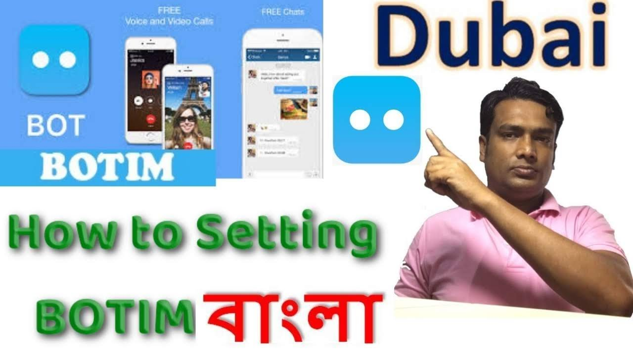 How to Activate Botim Video Call Software in Dubai Bangla    How to  Download Botim Software Dubai