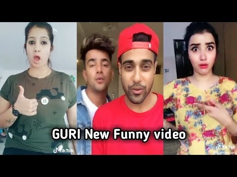 GURI New Funny Video 2018||GURI Musically new song video 2018