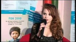 rozhovor - Lucie Šteflová