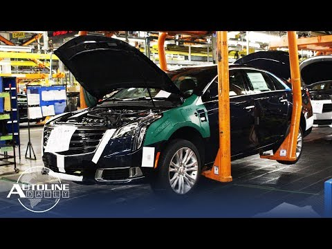GM to Close Canada Plant, Top Producing OEMs - Autoline Daily 2484