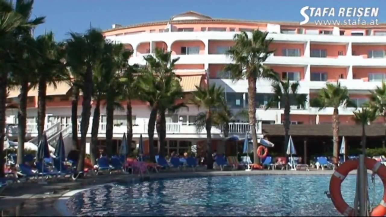 Stafa Reisen Hotelvideo Lti Marbella Playa Costa Del Sol