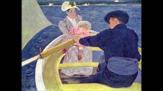 "Nothing Painted Blue - ""In May"" (with Mary Cassatt paintings)"