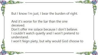 Fucked Up - Truth I Know Lyrics