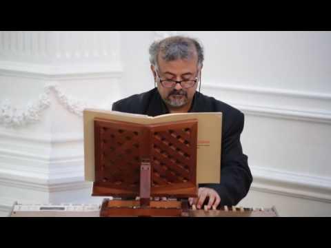 Concierto de clavecín: Rafael Cárdenas