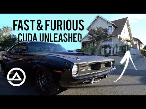 The Fast & Furious Cuda Unleashed On LA