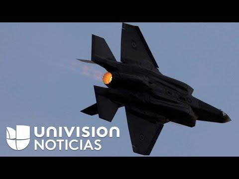 Israel estrenará el F-35, el problemático caza de $100 millones desarrollado por EEUU