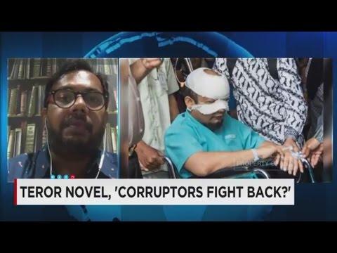 Teror Novel, 'Corruptors Fight Back?'