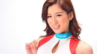 若干20歳ながら、大人っぽい魅力全開の神崎裕女ちゃん。昨年ドラゴのレ...