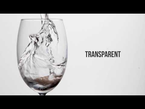 Transparent - Art Vocab Definition