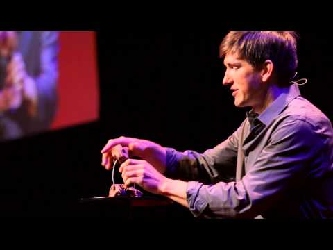When words fail: nature, art & meaning   George Bumann   TEDxBozeman