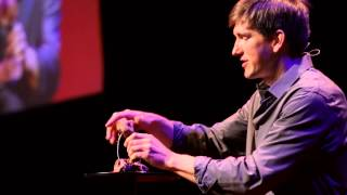 When words fail: nature, art & meaning | George Bumann | TEDxBozeman