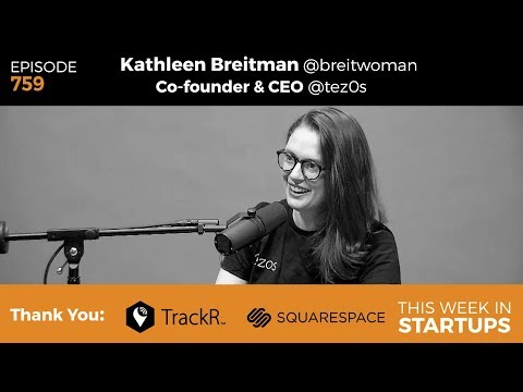 E759: Tezos Kathleen Breitman raises $232m top ICO for new self-governing smart contract blockchain