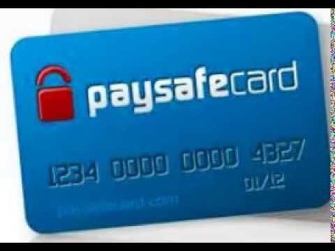 kostenlos paysafecard