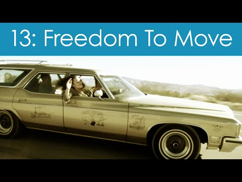 Human Rights Video #13: Freedom To Move